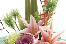 【冬・小さなお花の教室】生花 / Flower note 小さなお花の教室の生徒さん作品(生花です) 冬に行ったレッスンを集めています。 http://flowernote.net/lesson/