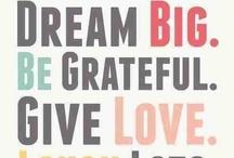 positive words / pozitív gondolatok / Az élet szép!!! Csak magadat kell megtalálnod benne!!!