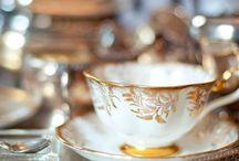 Tea cups & Trinkets