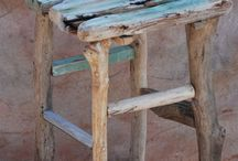 Drift table / Wood