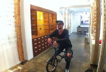 FUNK Optik Stores / pics from our eyewear stores