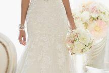Wedding / Wonderful hair and dress on the BIG DAY. Gyönyörű frizurák és ruhák a NAGY NAPRA.