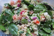 Salads / Eat your vegetables in an interesting, tantalizing way!
