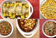 Weeknight Meals / Easy meal ideas for those busy weekday nights