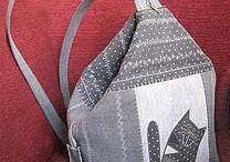 сумки / Сумки разные: вязанные, кожанные, из ткани. В общем, сумки, которые мне понравились