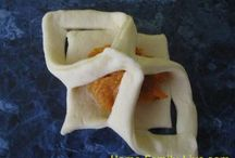 Aneka bentuk roti