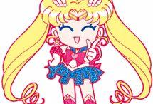 Sailor Moon ^^