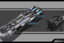 Small Capital Ships