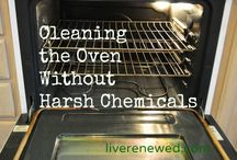 Cleaning without chemicals...