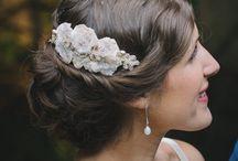 Wedding hair styles / This a little taste of my work.