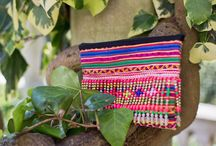 Bohemian Vibes / Bohemian fashion, accessories for the free spirit