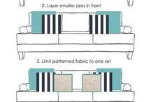 Cushion Styling