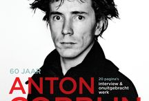 Anton Corbijn - Johnny Rotten John Lydon / Dutch Photographer
