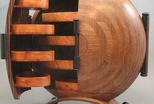 Wooden Box Ideas / by Steve Erickson