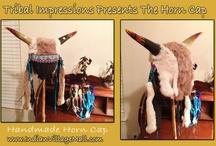 Handmade Headdresses / by Tribal Impressions