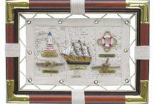 Maritime Knotentafeln / Maritime Knotentafeln in diversen Größen und in den Sprachen Deutsch,Engllisch und Französisch.