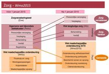 Zorg - WMO 2015