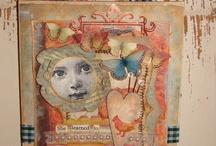 my artwork / by Adele Treamer