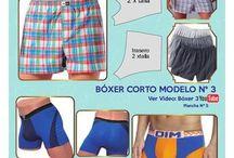pantaloncillo tipo pantaloneta