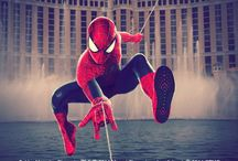 Spidey Sightings / by The Amazing Spider-Man 2