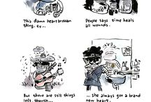 My comics