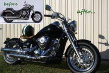 motorcycle cruisre