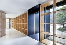 Interior design (Partitions) / interior partitions