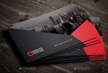 Business Cards / Inspirational business card designs