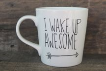 Ideas for Mugs, Dishes, Silverware and More