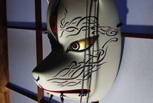 Mask お面 / mask #㍿人間設計