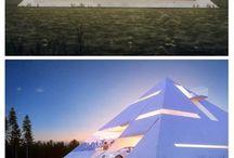 House plans piramyd