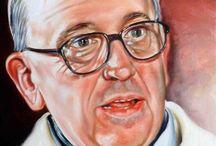 Ritratti - Portrait - Caricature