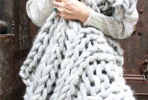 big arm knitting
