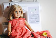 Doll clothes patterns/pic. ideas / by Brenda Kay