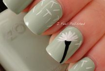 nail art designs / Compilation of easy and do able nail arts
