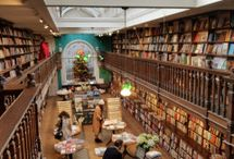 Bookstores I've visited.