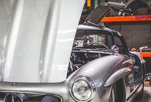 Garage / Auto e particolari splendidi