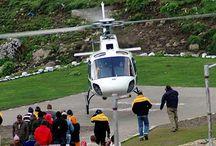 Hemkund Sahib Yatra Tour by Helicopter 2016