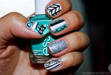 nailsss. / Nail art/designs / by Brianna Jiminez-Johnson
