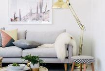Interior decor ideas (sitting lounge)