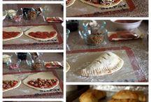 Pizza / by Kim Manfredi