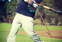 Baseball Hitting Drills / See immediate results as our globally patented hitting aid combines resistance, and acceleration to improve bat speed, strength, and hitting mechanics. You can set your Laser Strap at medium resistance and swing as usual, or set a high resistance to fix hitting mistakes, coach rotational mechanics, improve fastball hitting, and advanced heavy bat training.