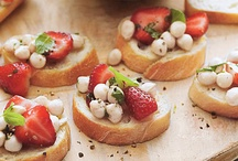 Strawberries / The most popular item we grow - use them in plenty while they're in season!