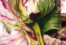 Art: Sharon Freeman, Pacific Northwest Watercolors