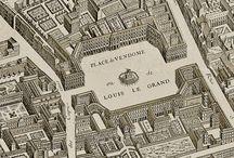 Antiguos Mapas / by Pauli Tello