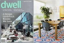 From the Pages of... / See amazing Surya rugs, pillows, poufs, and accessories published by design and shelter magazines with inspirational images of real life Surya spaces as well as features on Surya products.