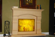 Fireplace Cover / A numerous amount of make-sense products created by Stone Veneer USA