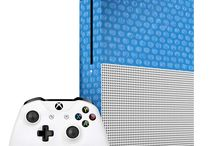 Xbox One S Skins / Protect your console whilst creating a unique looking Xbox console with an Xbox One S skin. Follow the link in the pin and use your special discount code 'Pinterest15' at checkout for 15% off your first order!