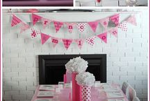 Pink party / Think pink with a pink Pure Romance party
