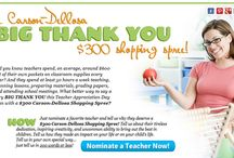 Teacher Contest May 2013 / Teacher Contest May 2013 #teacher #contest #giveaway #Sweepstakes #grant